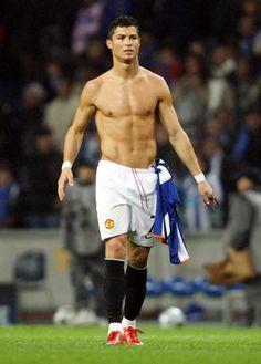 Cristiano Ronaldo le 15 avril 2009.