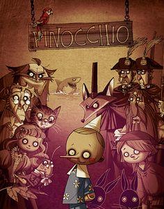 Pinocchio 3D for IPAD by Ramon Pla from http://www.ramonpla.com/2011/10/pinocchio-para-ipad_9109.html