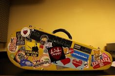 Jake Shimabukuro Ukulele Case Ukulele Case, Ukelele, Art Music, Musical Instruments, Samurai, Lunch Box, Performing Arts, Lynch, Hawaiian