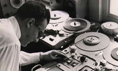 """THE GREATEST ELECTRONIC ALBUMS OF THE 1950S AND 1960S :: """"Casual accounts of the history of electronic music tend to point back to familiar sources: Suicide's babble'n'hum; Cluster, Klaus Schulze and the rest of the Krautrock squad; the stygian mulch-music of early Cabaret Voltaire and Throbbing Gristle; and of course Kraftwerk's meticulous robot pop. Further back? Well, that's when things tend to get a little foggy."""""""