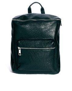 ASOS   ASOS Boxy Oversized Pebble Backpack at ASOS $59.07