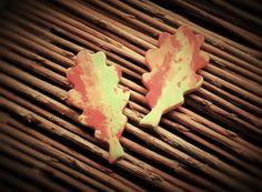 Jak vyrobit podzimní listyz FIMO hmoty :: Zdobenicko Cookie Cutters, Fimo