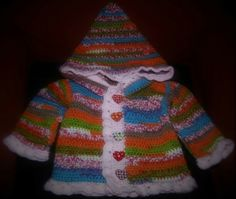 Hello fellow crocheters, Today I have completed very cute project that I didn't quite like at the beginning, but in the end it worked. Since the project I have done was a baby cardigan I decided to...