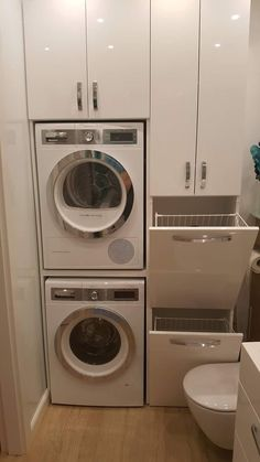 Excellent simple ideas for your inspiration Garage Laundry Rooms, Pantry Laundry Room, Modern Laundry Rooms, Laundry Room Layouts, Laundry Room Bathroom, Laundry Room Organization, Utility Room Designs, Laundry Room Inspiration, Laundry Room Design