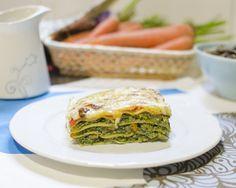 Lasaña de verduras y requesón para #Mycook http://www.mycook.es/receta/lasana-de-verduras-y-requeson/