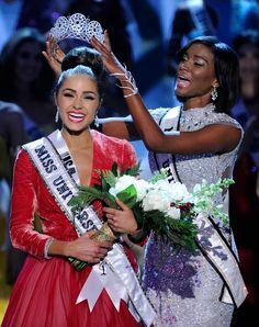Olivia Culpo, Miss USA 2012, Crowned Miss Universe 2012