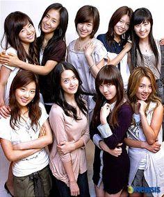Anime, Manga and Music! Oh my!: Girls' Generation/SNSD 소녀시대 (Korean Girl Group) MU...