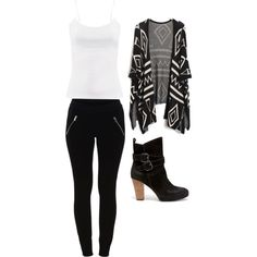 for fun by fashiongirlawesome2 on Polyvore featuring VILA