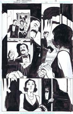 American Vampire Rafael Albuquerue