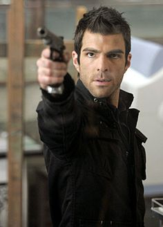 "Heroes - ""Powerless"" - Zachary Quinto as ""Sylar"""