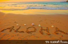 ¿Qué significa Aloha?