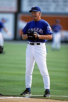 Johnny Oates- former Texas Rangers manager