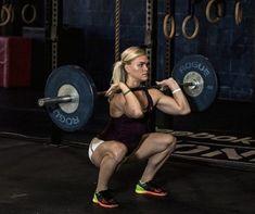 CrossFit Exclusive: Katrin Davidsdottir, The Fittest Woman On Earth
