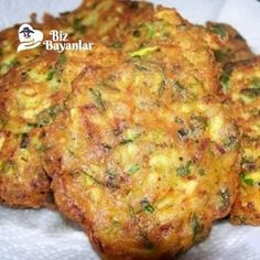 patates mucveri Turkish Cuisine, Breakfast Items, Turkish Recipes, Ethnic Recipes, Allah, Baked Potato, Meze, No Gluten Diet, Turkish Breakfast