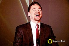 His laugh and smile just brighten my day!