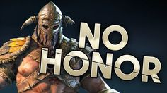 Iron Pineapple made a video on the For Honor Beta
