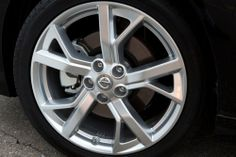 2012 Nissan Maxima 3.5 SV Sedan Wheel