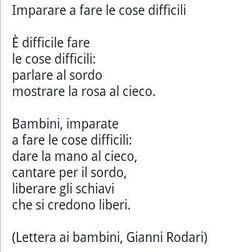 248 Fantastiche Immagini Su Gianni Rodari Languages Poems E