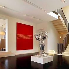 Art In The Home #RichardPrince #TakashiMurakami Tag A Collector Who'd Live Here  #CreativeArtPartners #CAP #ArtSellsHomes #LivingWithArt #StagetoSell #ArtInTheHome #ArtInContext #ContemporaryArt #TagAFellowCollector by creativeartpartners