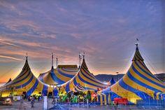 big top cirque du soleil - Buscar con Google