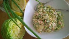 Tupun tupa: Coleslaw salaatti
