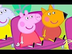 Peppa Pig English Episodes 2014 (New - 1 Hour) - YouTube