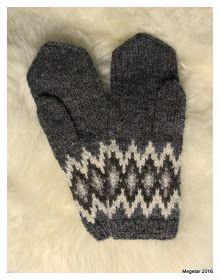 Megetar: Kirjoneulelapaset miehelle Knitting Socks, Knit Socks, Fun Projects, Gloves, Sewing, Crochet, Knits, Fashion, Fingerless Gloves