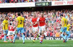 Ramsey once again Arsenal's late match winner | enko-football