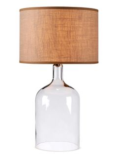 Design Craft Capri Table Lamp $129 Gilt