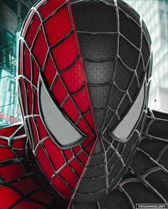 Spiderman Sam Raimi, Spiderman 2002, Spiderman Drawing, Spiderman Costume, Amazing Spiderman, Marvel Comics Art, Marvel Films, Marvel Characters, Spider Man Trilogy