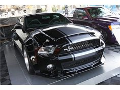 American Monsters – GAS Custom Ford Mustang GT500 Super Snake OMG this is beautiful!!!
