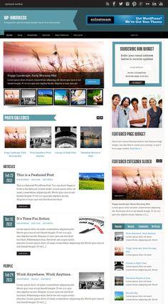 WP-Boundless Responsive WordPress Blog Theme