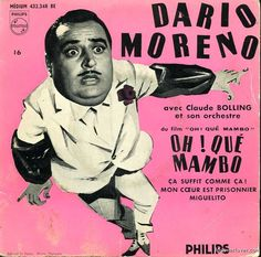 Mambo Moreno is a scream-o, YIKES!!  Who goes there?