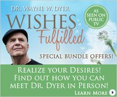 """Dr Wayne Dyer at his best. nov. 6, 2013 Just finished reading this book. First of his that I have ever really finished. Every work of this is a jewel, and maybe I'm slow,n but this was new information for me. I never thought of the """"feeling factor"""" !"""