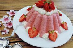 Aardbeien bavarois; Samen delen zoals bij oma!
