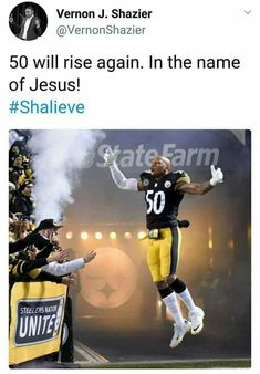 # 50 WILL RISE AGAIN, GOOD NEWS , HE HAS FEELING BACK IN HIS LEGS