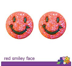 Hopeez™ Red Smiley Face    $10.00