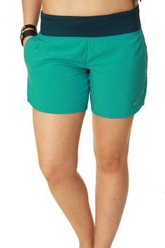 Nike Women's Dri Fit Built In Brief Running Shorts