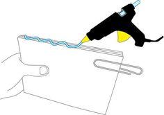 good book binding tutorial #art #how #binding