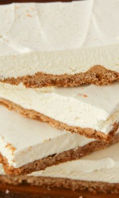 FROZEN MARGARITA PIE BARS RECIPE