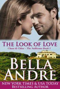 Amo os Sullivans, amo todos os livros de Bella Andre!