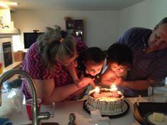 Twins birthday | June 4, 2013