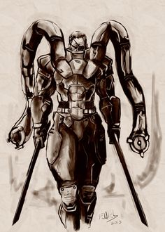 Solidus Snake, Fahad Khan on ArtStation at http://www.artstation.com/artwork/solidus-snake-771d87ec-b4bb-435a-8122-e07a488b3e57