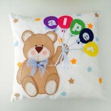 keçe tasarım,felt,hand made,decoration,baby room decoration,felt cushion, takı yastığı,isme özel yastık
