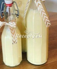 ▷ Vánoční vaječný likér ze žloutků recept - VajecnyKonak.cz Food And Drink, Drinks, Alcohol, Drinking, Beverages, Drink, Beverage