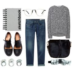 """""""Back to Cool"""" by deysarah on Polyvore"""