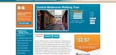 Central Melbourne Walking Tour - Melbourne | Viator | Quick Markup