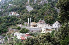 Παναγία Ιεροσολυμίτισσα: Φωτογραφικό οδοιπορικό στα Φρικτά Καρούλια