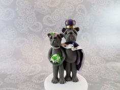 Custom Handmade Duke Dog Mascot by AnimalCakeToppers on Etsy Dog Cake Topper Wedding, Personalized Wedding Cake Toppers, Custom Cake Toppers, Wedding Cakes, James Madison University, Bear Wedding, Duke, Trending Outfits, Unique Jewelry
