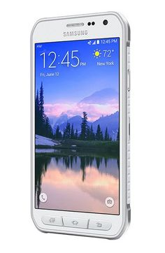 Samsung Galaxy S6 Active (AT&T) 32GB Smartphone - White. This phone is backed by our 14-day return policy.   The Samsung Galaxy S6 Active is therugged version of the Samsung Galaxy 6S and is available for AT&T. The S6 Active features the same 5.1-inch screen as the original Galaxy S6, as well as the same octa-core Exynos 7420 processor, 16-megapixel rear camera, and 5-megapixel front-facing camera. It also has 3 GB of RAM and 32 GB of internal memory. However, the S6 Active has a larger…